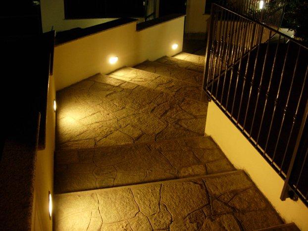 Sistemi di sicurezza - Illuminazione per terrazzi ...